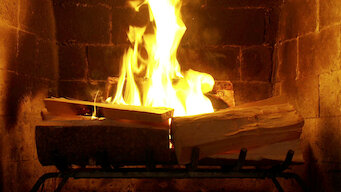 Fireplace for Your Home: Season 1: Crackling Fireplace